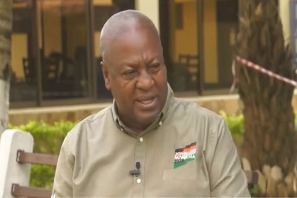 It's a pity Akufo-Addo left 95%-ready UW/R Hospital to rot for years – Mahama