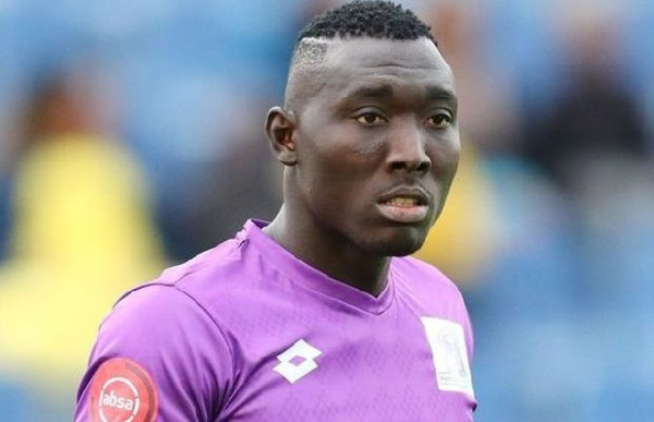 Playing in Europe is not my priority now – Richard Ofori