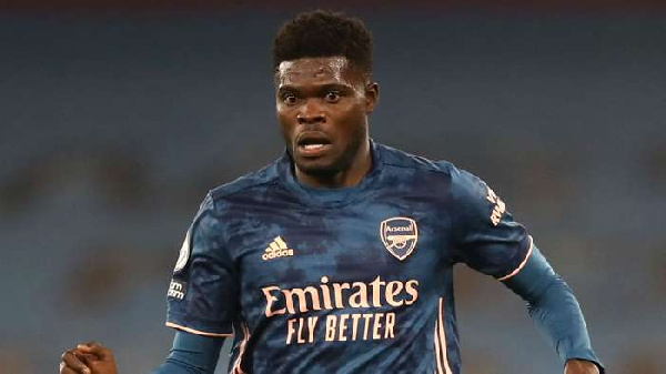 Thomas Partey high ratings earn him Arsenal MoTM against Rapid Vienna