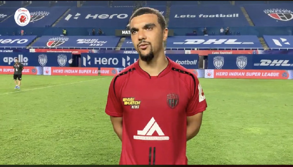 Kwesi Appiah gives thumb up to NorthEast United's defensive effort in victory against Mumbai City FC