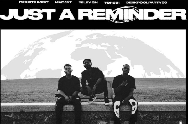 Groove Dudes presents  'Just A Reminder' EP