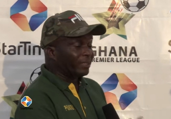 Dwarfs coach confirms fans were at the stadium to support Eleven Wonders