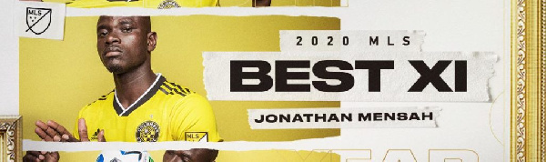 Ghana defender Jonathan Mensah named in 2020 MLS best XI